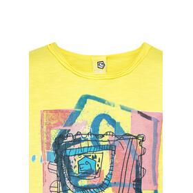 E9 Luis - Camiseta manga corta Niños - amarillo